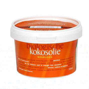 kokosolie (geurloos)